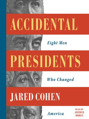 cover image of Accidental Presidents